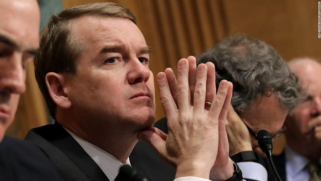 Michael Bennet links conservation with global warming in new climate plan