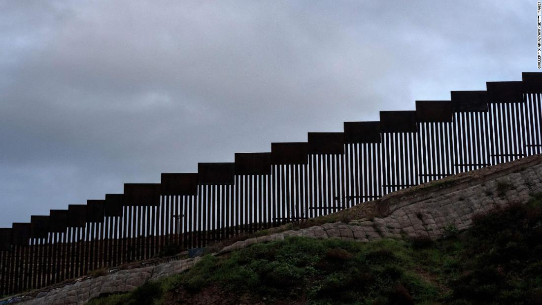 Contracts in question could stall some construction of Trump's border wall - CNN Politics