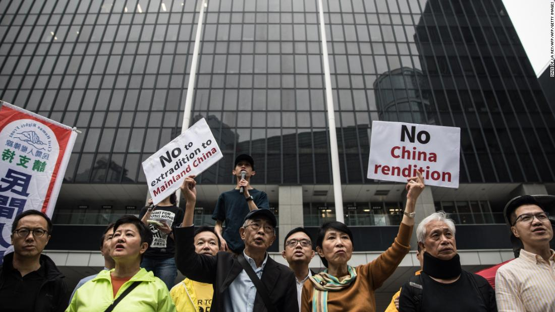 UK lawmakers warn journalists and activists could be extradited to China under new law