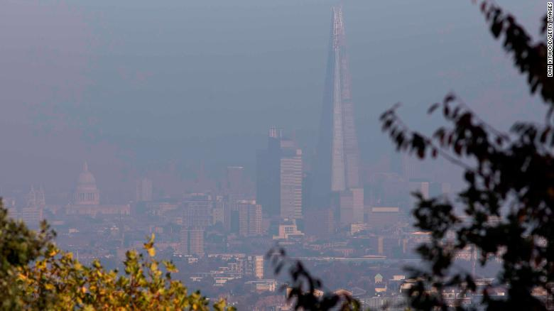 The toxic air health crisis causes thousands of premature deaths per year, the Mayor of London said.
