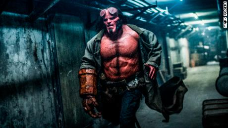 'Hellboy' rises again, and it's a bloody mess