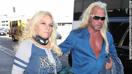 Dog the Bounty Hunter' star Beth Chapman hospitalized - CNN