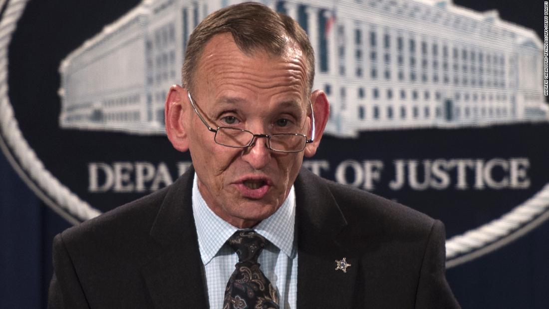 Trump is removing US Secret Service director