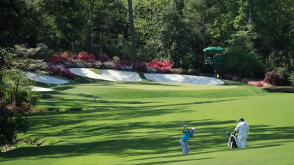 The Georgian greensward is an oasis among the urban landscape of Augusta, Georgia's second city on the banks of the Savannah River. The bars, burger joints and shopping malls of neighboring Washington Road are in stark contrast to the golfing dreamscape over the fence. B is also for Seve <strong>Ballesteros, </strong>the Spaniard who opened the European floodgates with wins in 1980 and 1983.