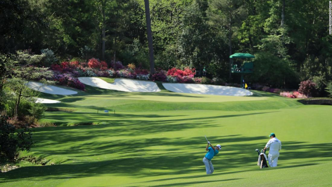 Masters Amen Corner: Danny Willett's guide - CNN