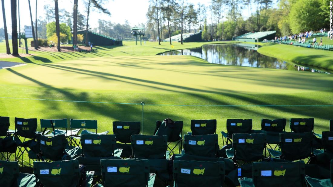 The hallowed property is governed by its own strict rules such as no running or cell phones, but on the flip side traditions exist such as the practice of placing your green Masters chair at your preferred spot and being able to return to your vacant seat hours later.