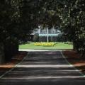 Masters photos A-Z Magnolia Lane clubhouse