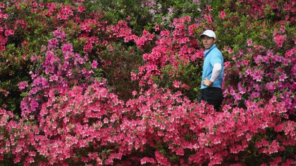 Rory McIlroy just needs the Masters to complete the Grand Slam of all four of golf