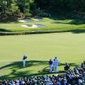 Masters photos A-Z par three 12th Augusta