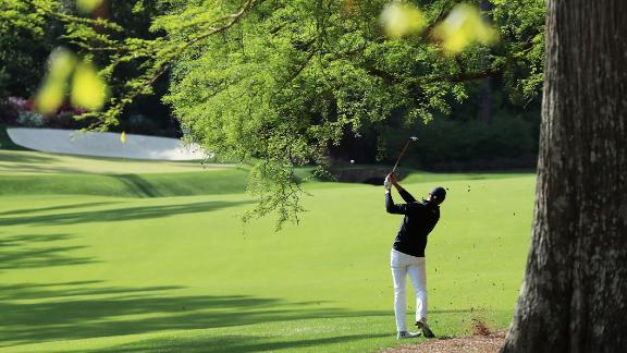 Jordan Spieth was on a fast track to being crowned the new king of Augusta following his wire-to-wire victory in 2015 and dominance for three rounds in 2016. He was still clear with nine holes to play before famously self destructing with two balls in the water on 12. The American has struggled of late and is down to 33rd in the world, but in five Masters appearances he has won, finished second twice, come third and 11th.