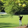 Masters photos A-Z Jordan Spieth 13th hole Augusta