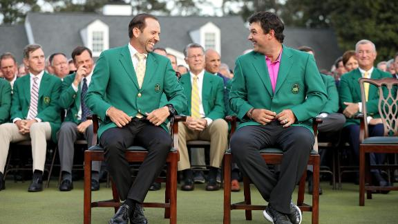 The tropical-weight emerald blazer is worn by only Augusta National members and Masters champions. It was first introduced for members in 1937 and ordered from Brooks Uniform Company in New York. Sam Snead was the first winner to receive a jacket and honorary membership in 1949. The reigning Masters champion can take it home for a year, then it must be kept at the club.