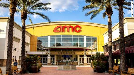 AMC Theatres is offering a movie ticket, drink and popcorn