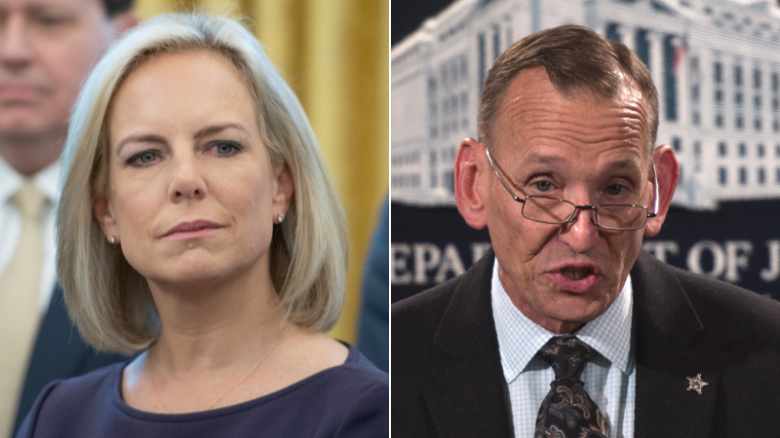 Secret Service head ousted as DHS shakeup continues