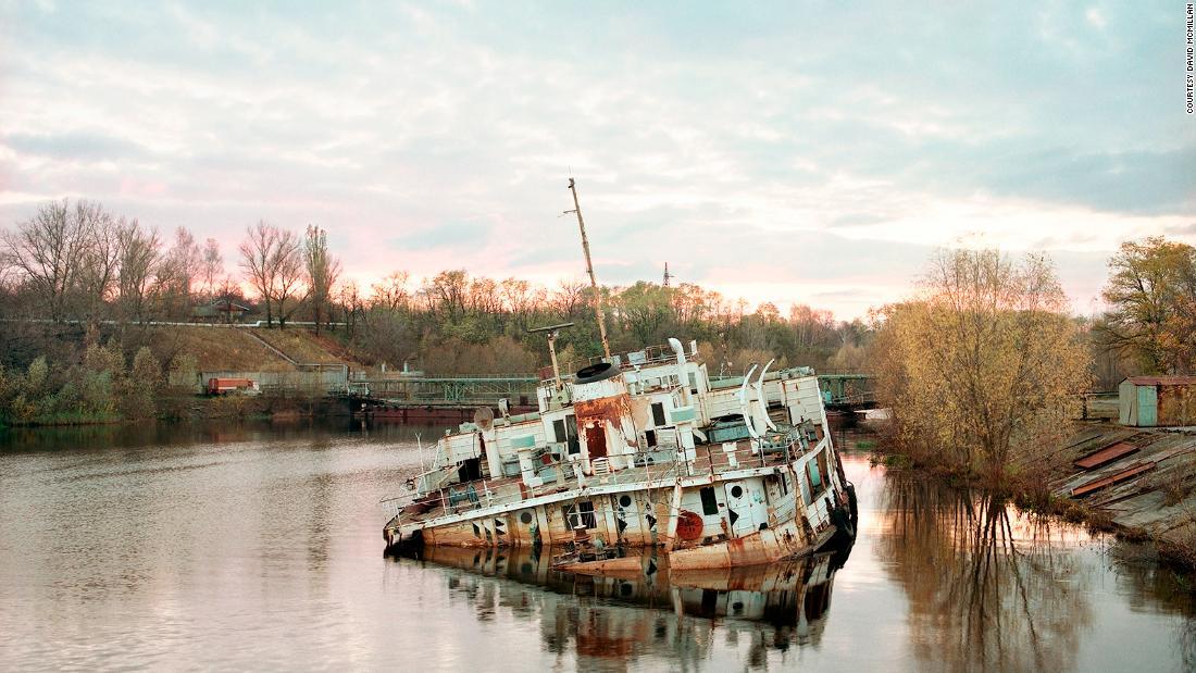 How nature 'reclaimed' Chernobyl