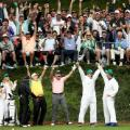 Masters photos a-z par 3 tradition