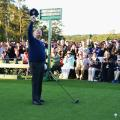 Masters photos a-z par 3 Jack Nicklaus