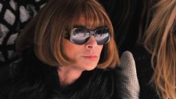 Why Anna Wintour always wears sunglasses
