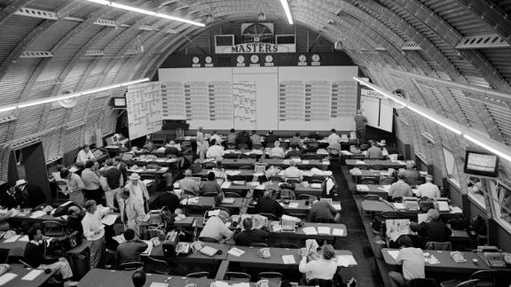 Modern media are housed in a recently built state-of-the-art facility at the far end of the practice range, but in days gone by the stories from Augusta were crafted in a corrugated metal Quonset Hut.