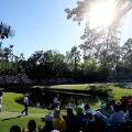 Masters photos a-z key holes 15th Augusta