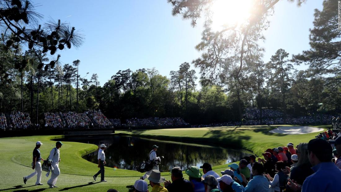The saying goes the Masters doesn't begin until the back nine on Sunday. It starts with one of the hardest holes on the course in the 10th and then enters Amen Corner with the equally tough 11th and then the booby trap of the short 12th. But the long 15th (pictured) is key -- big moves can be made with eagles here. Anything less than a birdie and you will likely go backwards.
