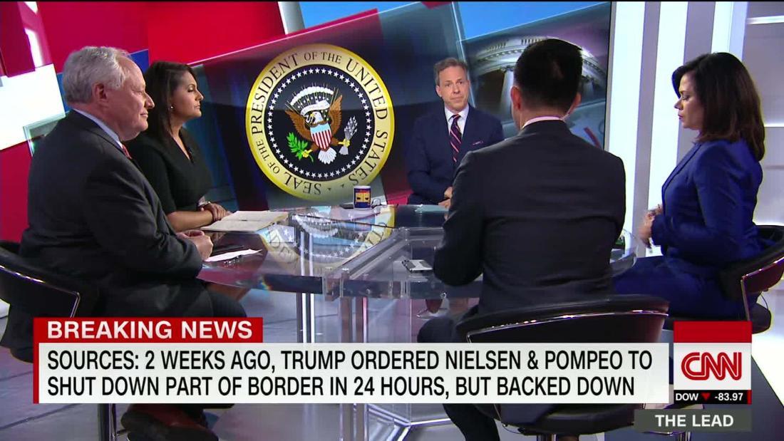 Kristol: Congress should investigate if Trump told border agents to break law