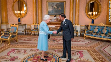 Is the sultan of Brunei imposing Sharia law to clean up his