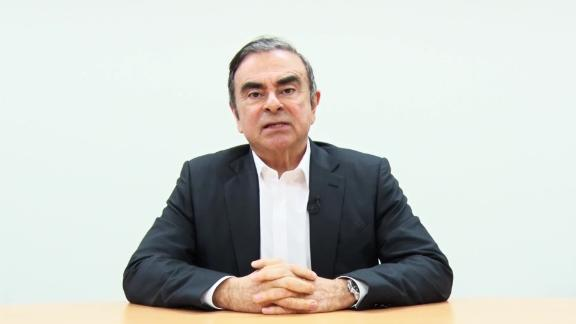 Carlos Ghosn video