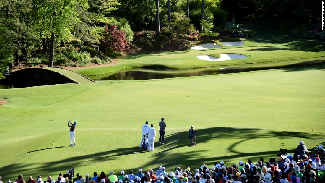 The opening major of the golf season is the Masters from Augusta, Georgia every April, although it is being held in November in 2020 because of the coronavirus pandemic. It's a spring rite, steeped in tradition and layered in rich sporting history and drama. It's an event that attracts even non-golfers because of the sublime beauty of the course. Click through the gallery for an A-Z of the Masters.