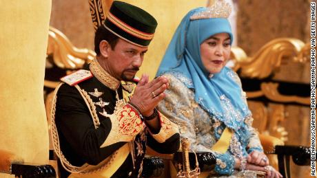 Is the sultan of Brunei imposing Sharia law to clean up his family's image?