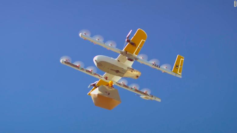 Google's Wing launches drone delivery in Australia