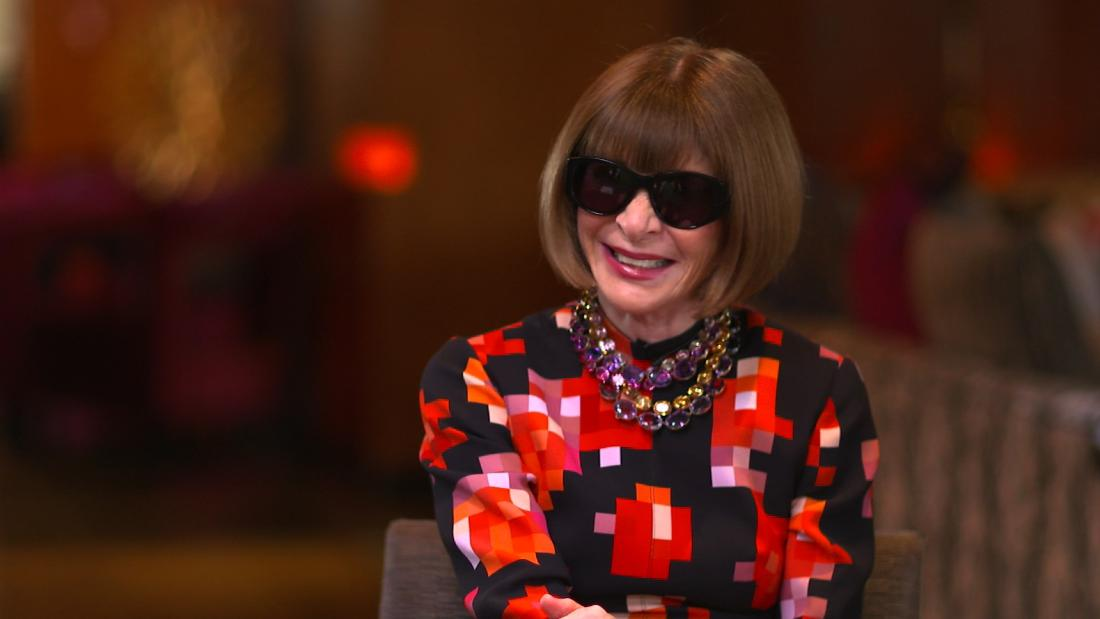 Flipboard: CNN Exclusive: Anna Wintour Says It's Time To