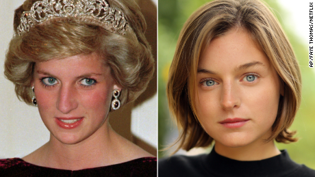 Emma Corrin: 'The Crown' has cast its Princess Diana - CNN