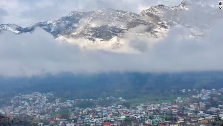The city of Uri in Indian-controlled Kashmir is near the Line of Control (LoC), the de facto border that divides this controversial region between India and Pakistan.