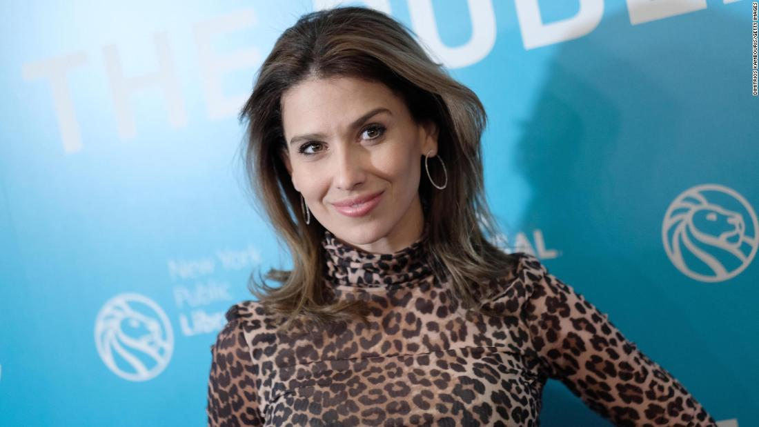 Hilaria Baldwin responds to claims she has faked her Spanish heritage – CNN