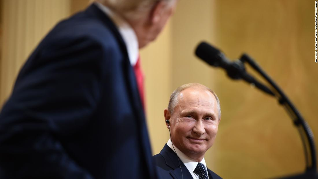 Mueller's damning verdict on Russia keeps focus on Trump/Putin relationship