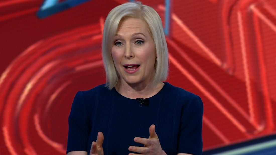 Kirsten Gillibrand is campaigning by living her best life. So why aren't voters responding?