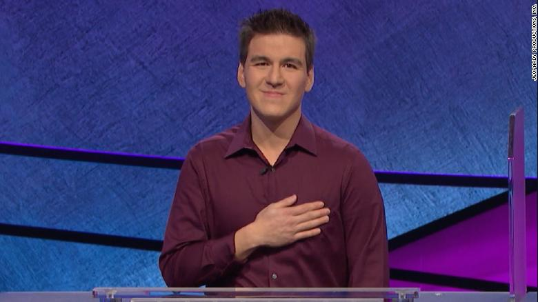 Jeopardy winner James Holzhauer