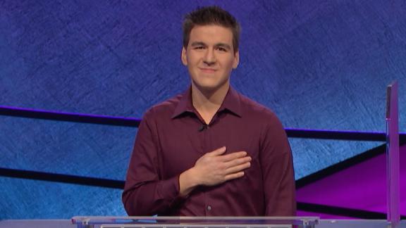 Jeopardy winner James Holzhauer