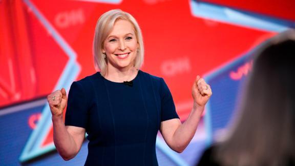 CNN Town Hall with Sen. Kirsten Gillibrand