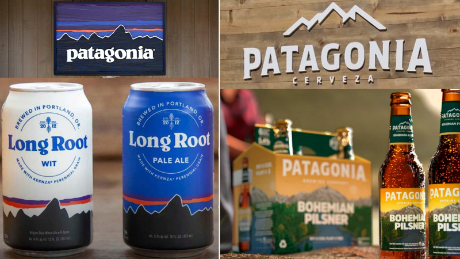 Patagonia launched Long Root beer and AB InBev launched Patagonia beer.