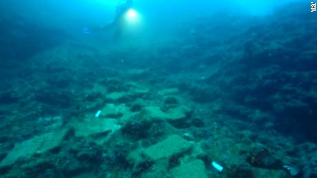 3,600-year-old shipwreck located in Mediterranean