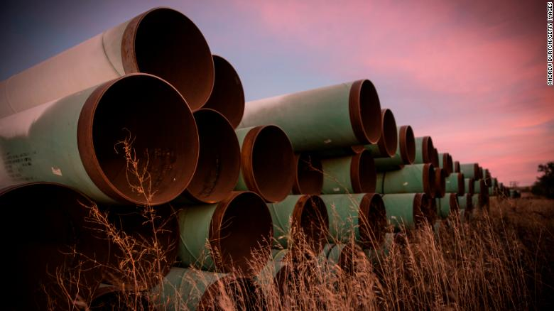 Biden administration to rescind Keystone pipeline permit on Wednesday, sources say