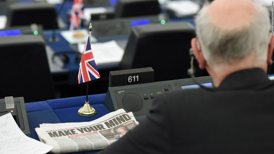 Brexit will be decided over a dinner table in Brussels