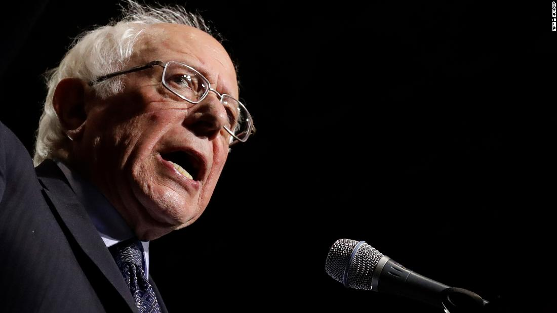 US Sen. Bernie Sanders kicks off his 2020 presidential campaign in Chicago. Sanders, an independent from Vermont, is the longest-serving independent in the history of Congress.