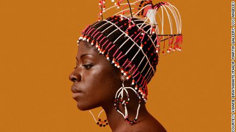 Kwame Brathwaite's powerful photos of the 'Black is Beautiful' movement