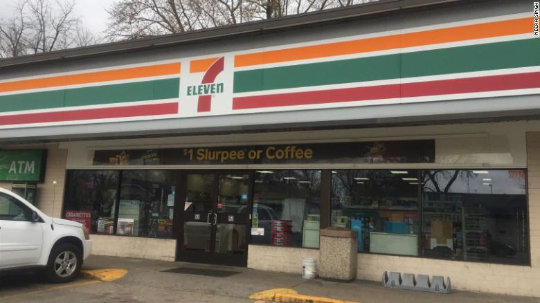 The owner of this Toledo, Ohio, 7-Eleven gave a hungry shoplifter food instead of calling the cops.