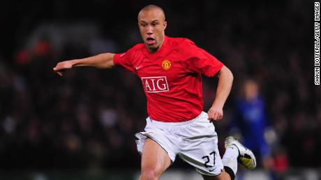 Mikael Silvestre was part of the Manchester United squad that won the 2007/08 Champions League, coming on as a substitute against Barcelona at Old Trafford in the second leg of the 1-0 semifinal aggregate win.