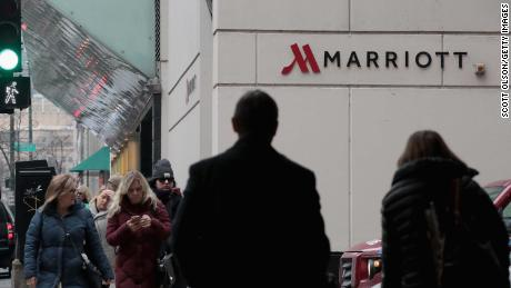Marriott suffered a massive hack last year, but its CEO still made $13 million