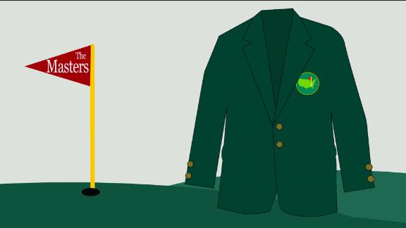 Masters jacket graphic